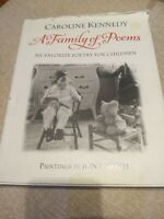 A Family of Poems by Caroline Kennedy (Hardcover, 1st Edition)