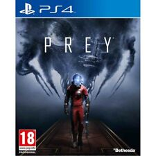 & Prey Sony PlayStation 4 Ps4 Game