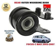 für Ford Focus C MAX 2003 - 2007 NEU hinten unteren Querlenker außen Buchse