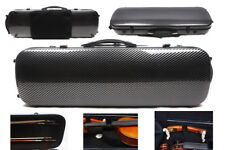 4/4 violin Case mixed Carbon fiber Hard case Light 2.1kg Music sheet bag