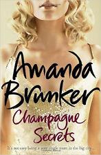 Champagne Secrets, New, Brunker, Amanda Book