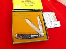 Remington R293 SB Silver Bullet MIB Hunter Trader Trapper 1998 banana knife ld