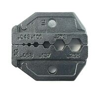 Interchangeable Crimp Tool Die 3G RG58 RG59 RG62 RG174 Fiber Optic VDV201-040