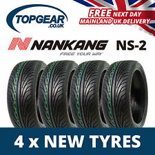 195/45/15 Nankang NS2 78V Tyres x4 (Set) 1954515- x4 Brand New 15 Inch Tyres