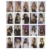 5pcs/set Kpop BLACKPINK Self Made Photo Card The Album HD Collective Photocard