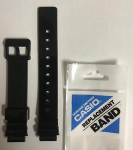 Casio  Original   Band   LRW-200H-1   LRW-200H  Glossy  Black   Strap   LRW200
