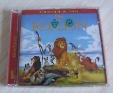 CD ALBUM WALT DISNEY LE ROI LION L'HISTOIRE DU FILM 2005 NEUF