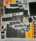 STEM VEX Robotics Design System Base Plates Connectors Joints Gears Axles
