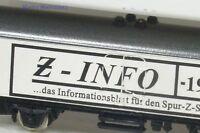Z Kühlwagen Z-Info 1993 Märklin Somo NEU OVP