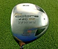 King Cobra 440 SZ Milled Ti Driver 9* / LH / 65g HEX 360 Stiff Graphite / mm4247