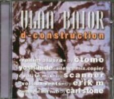 Ulan Bator (Amaury Cambuzat) [Maxi-CD] D-construction (4 tracks, 2000)