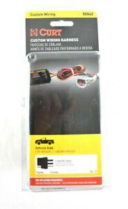 NEW Curt 55542 Custom Wiring Harness for Toyota Corolla 03-13