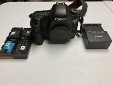 Canon EOS 6D Digital SLR Camera (Body w/ extras)