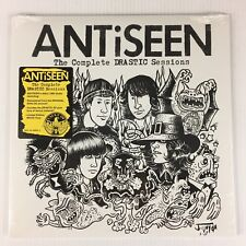 Antiseen - The Complete Drastic Sessions LP Record - Brand New - White Vinyl