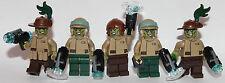 LEGO STAR WARS original PARTS - 5 REBEL TROOPER - alliance ARMY custom RARE