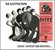Madness One Step Beyond CD and DVD 35th Anniversary Edition
