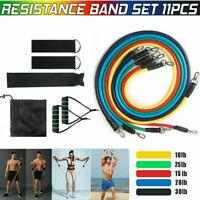 Bande Elastique Fitness Bande de Resistance Homme Femme Musculation Pilates