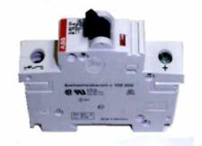 SOLADECK ABB 16 AMP 250VDC  MINI CIRCUIT BREAKER