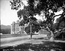 "Photo 1890s Univ Calif Berkeley ""Towards South Hall"""