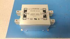 SCHAFFNER FN-2410H-45-33 RFI POWER LINE FILTER, 45A, 3.4mA NEW