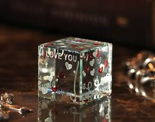 Spaceform Love Cube Christmas Romantic Love Gift Ideas for Her, Him & Men 1433