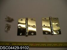 "Qty=12( 6 Boxes X 2) 030533 Hager 1741 3.5""X3.5"" Us3 P Door Hinges 041359305330"