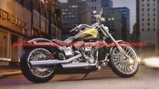 HARLEY-DAVIDSON CVO Breakout FXSBSE Twin Cam 110B Fiche Moto #002789