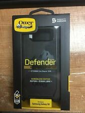 Otterbox Defender Series Case & Belt Clip Holster for Samsung Galaxy S8 Black