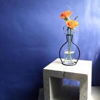 Iron Plant Stand Flower Vase Holder Flower Pot Stand Holder Table Decor #1