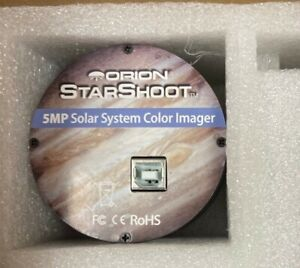 Orion StarShoot 5 MP Solar System Color Camera