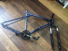 Men's Front Suspension Bicycle Frames