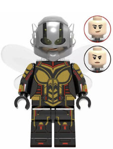 Wasp Ant Man Marvel Avengers Superhero Minifigure US SELLER