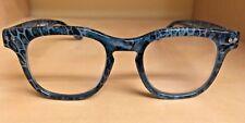 "AJ Morgan ""most"" Teal Multi Reading Glasses #53754 Strength 3.00"