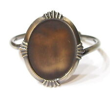 40x30 mm Antique Gold Victorian Deco Vintage Star Burst Cuff Bracelet Setting