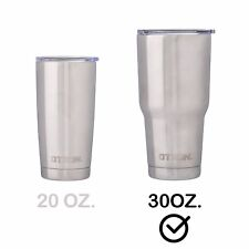 OTRON Tumbler Double Wall Vacuum Insulated Stainless Steel Travel Mug,