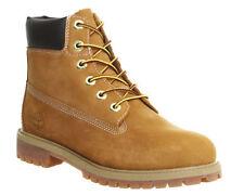 Details zu Timberland Boots 28 Kinderschuhe Schuhe Braun Stiefel Waterproof *N Mädchen Jung