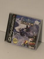Sno-Cross Championship Racing Ps1. Complete Tested Working! Excellent Condition!