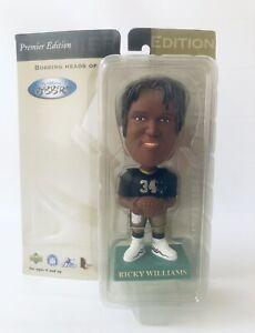 Bobbin Bobbers New Orleans Saints Ricky Williams Bobblehead Premier Ed 1999