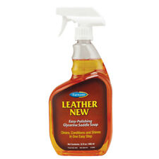 New listing Farnam 32602 Leather New Easy-Polishing Glycerine Saddle Soap, 32 Oz
