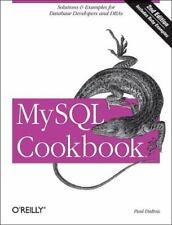 MySql Cookbook by DuBois, Paul