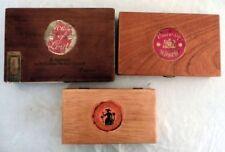 Cigar Tins/Boxe Collectable Cigar Boxes