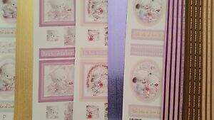 LOVE  BUMPER BARGAIN CARD MAKING PACK - CREAM AGES