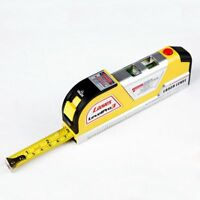 LV02 Laser Level Horizontal Vertical Aligner Vertical Line Tape Measure Tape