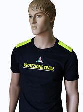 t-shirt maglia protezione civile