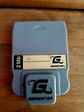 Gamestar Ps1 2mb Memory card - Sony Playstation 1 Game Saves Included