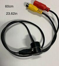 Mini Hidden Camera HD Color Screw Pinhole Video Audio DIY