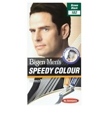 Bigen Mens Speedy Hair Colour 102 Brown Black
