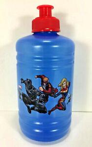 NEW Zak! Marvel AVENGERS Water Bottle Handle HEROS Travel Jug Dance Sports Cup