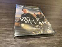 IN Il Valle De Elah DVD Tommy Lee Jones Charlize Theron Sigillata Nuovo