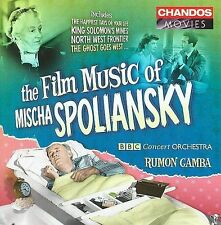 Film Music by Mischa Spoliansky (CD, Sep-2009, Chandos) LIKE NEW! FREE SHIP!
